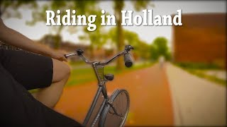 The Bicycle Culture In Holland
