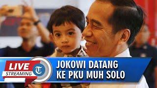 Cucu Ketiga Lahir, Presiden Jokowi Datang ke RS PKU Muhammadiyah Solo