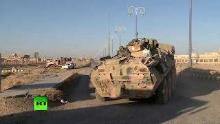 Борьба за военный аэродром Дейр эз-Зора: сирийская армия окружает позиции ИГ