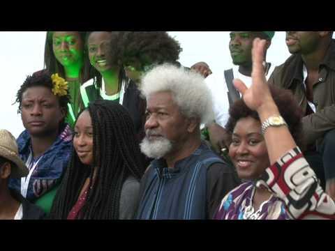 Dandalin Najeriya a wurin gasar Olympics