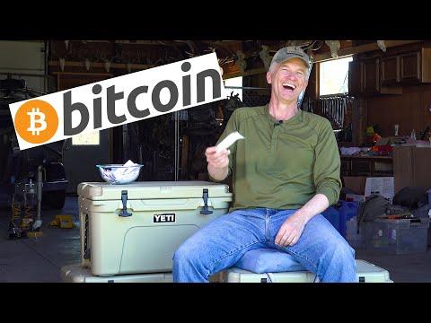 Bitcoin sau western union