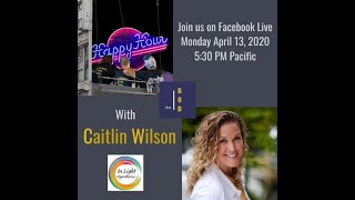 The BOB Happy Hour with Caitlin Wilson