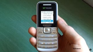 Samsung GT-E1050 review (ringtones, game, wallpapers...)