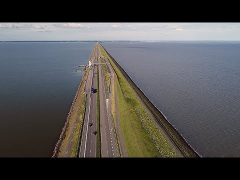 Watch How Holland's Iconic Dam Will Be Getting a Makeover