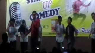 preview picture of video 'ABSURD TOUR SIDOARJO - KEMAL PALEVI STAND UP COMEDY TOUR'
