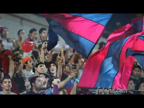 """""""Barra los brujos Chaimas del Monagas Sport Club ante el Tachira"""" Barra: Guerreros Chaimas • Club: Monagas"""