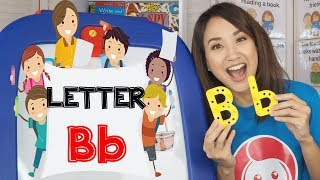 Grade 2 English | Letter B | Teacher Celine