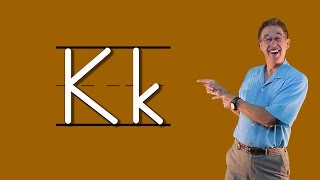 Learn The Letter K   Let's Learn About The Alphabet   Phonics Song for Kids   Jack Hartmann