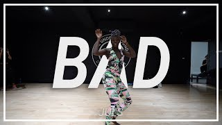 Juls | Bad Ft Not3s & Kojo Funds & Eugy | Choreography By Esie Mensah