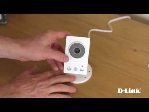 Getting Started: D-Link Cloud Camera 2200 HD Day:Night (DCS-2132L)