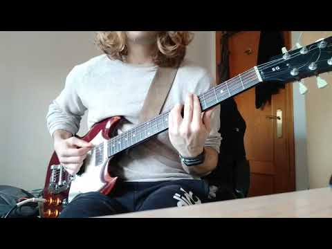 The Black Keys - Lo/Hi (cover) - Andrés_Eme Navarro