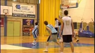 preview picture of video 'CB Alcúdia - La Salle júnior masculino'