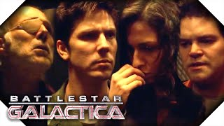 Battlestar Galactica | The Cylon Reveal