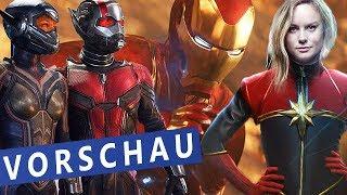 Avengers 4: Das erwarten wir jetzt nach Infinity War