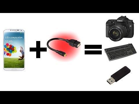 USB auf micro USB Kabel (Geräte ans Smartphone anschließen)