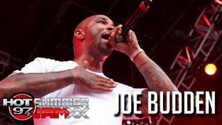 "Joe Budden f/t Tank perform ""She Don't Put it Down"" at Hot97 Summer Jam 2013"