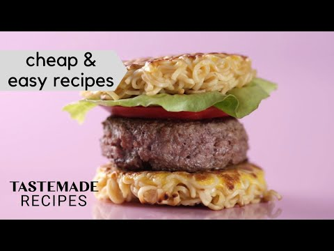 16 Cheap & Easy Recipes You Should Try | Tastemade