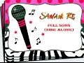 Sanam Re - Title Song - Arijit Singh - Sing Along