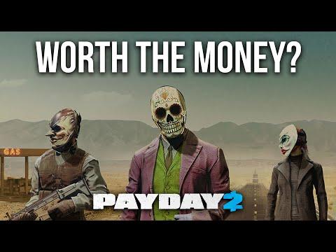[Payday 2] Border Crossing DLC - Worth the money?