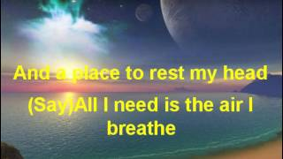 Karaoke - OneRepublic - (Say)All I Need