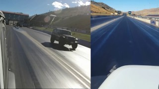 Supercharged Jeep Wrangler 3.6 vs Stock 3.6