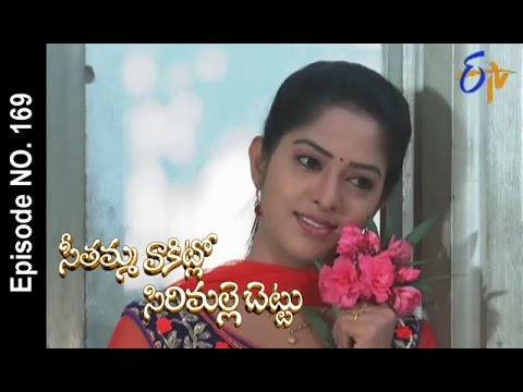 Seethamma-Vakitlo-Sirimalle-Chettu--22nd-March-2016–-Full-Episode-No-170