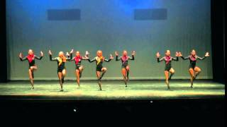 "Tolleson Heat Dance Team - ""Inflate My Ego"" by Daniel Bedingfield"