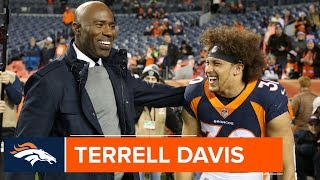 Terrell Davis on Phillip Lindsay 'He Has a Swagger About Him' | Denver Broncos