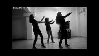 Christina Grimmie - Feeling Good - Choreography
