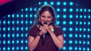 The Voice India - Manisha Chakravarty Performance in Blind Auditions