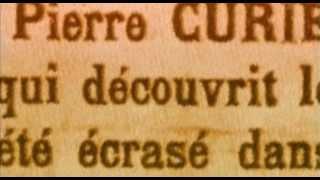 Гении и злодеи. Пьер Кюри. 2009