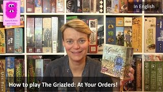 Grizzled, The w/ At Your Orders Expansion