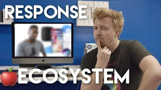 """Fine! Response to """"🍎 Ecosystem Explained"""" by MKBHD"""