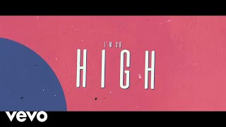 Aslove   So High (Lyrics Video) Ft. Norma Jean Martine