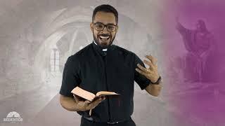 Evangelho do Dia - 14/03/2018, com o Padre Rodrigo Vieira
