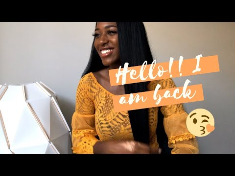 PUBLIC ANNOUNCEMENT🔊!!! ASHLEIGH GONDE IS BACK!!! What's good YouTube? I am back!!!