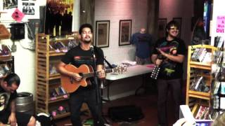 Fayuca | Tricky Sneaky Sleeves (Acoustic @ Texas Surf Museum )