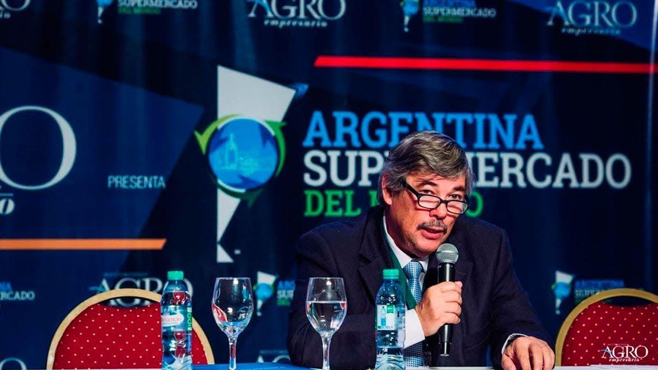 Jesús María Silveyra - Subsecretario de Mercados Agropecuarios de la Nación