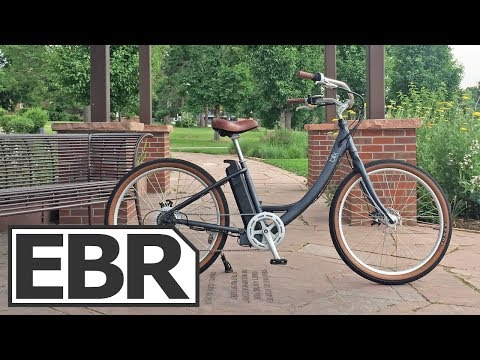 Blix Sol Video Review – $1.6k Light, Quiet, Affordable Cruiser Electric Bicycle