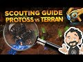StarCraft 2 Guide How to SCOUT in Protoss vs Terran