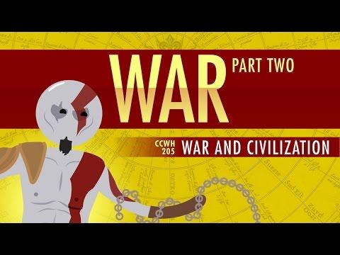 War and Civilization: Crash Course World History 205 - YouTube