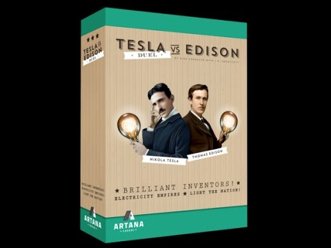 Tesla vs Edison: Duel Review
