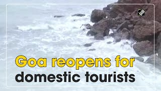 Goa reopens for domestic tourists - Download this Video in MP3, M4A, WEBM, MP4, 3GP