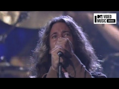 Pearl Jam - Jeremy (MTV Video Music Awards, 9/9/1992)
