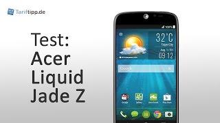 Acer Liquid Jade Z | Test deutsch