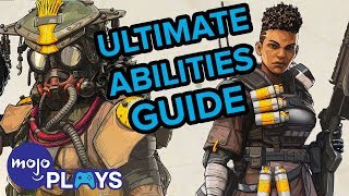 All Apex Legends Ultimates and How to Use Them
