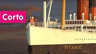 Masha y el Oso - ¡Acción!🛳️ (Titanic)