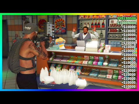 GTA 5 Online Money Glitch 2019! 1.46 (PS4/XBOX/PC)