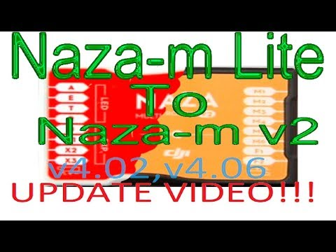dji-naza-m-lite-to-naza-m2-402--406-updated-step-by-step