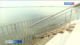В Хабаровске готовятся развернуть ПВР на период паводка. Вести Хабаровск